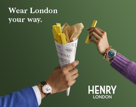 relojes henry london